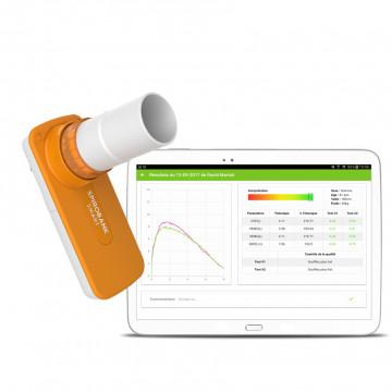 Pack PNEUMO Pharma : suivi des maladies chroniques en officine IOS et Android