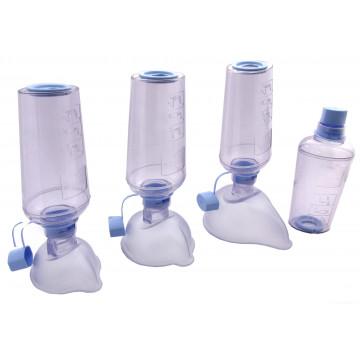 Chambre d'inhalation avec masque bébé ABLE Spacer 2 anti-microbienne