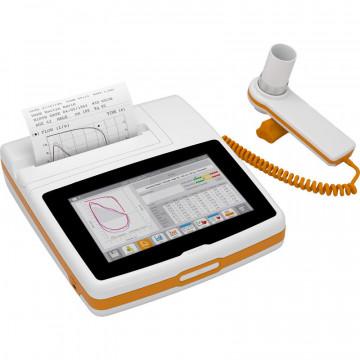 Spiromètre de table portable tout-en-un SPIROLAB avec option oxymétrie